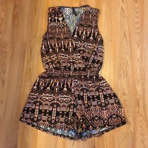 B jewel romper